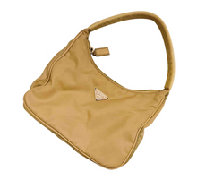 Load image into Gallery viewer, Vintage Prada Tessuto MV519 mini hobo bag