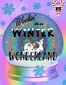 Accessory of a Wook in a Winter Wonderland Mystery