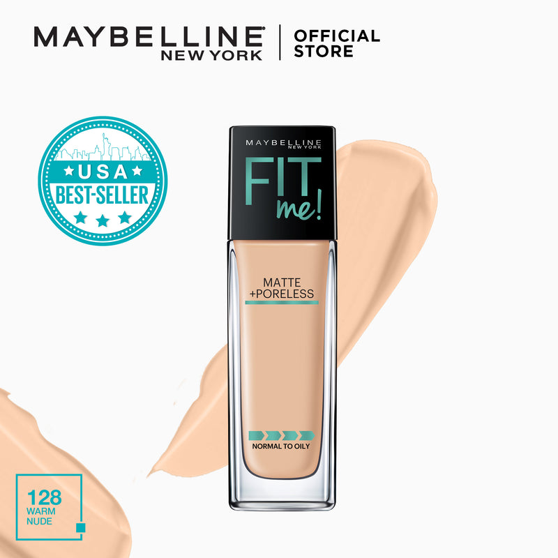 Fit Me Matte + Poreless Liquid Foundation 30 mL