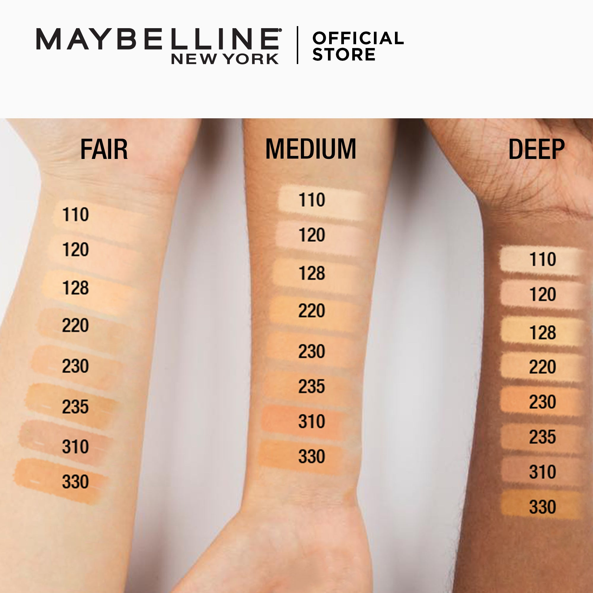 Fit Me Powder Foundation Maybelline Shop Philippines
