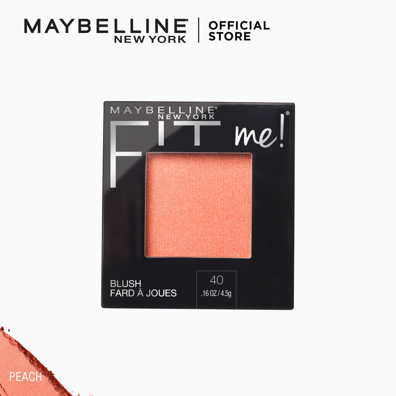 Fit Me All-Day Natural Lightweight Blush
