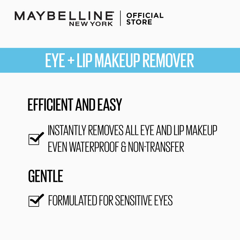 Lip & Eye Makeup Remover 40mL