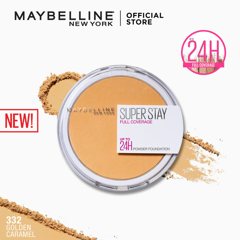 SuperStay 24HR Full Coverage Powder Foundation
