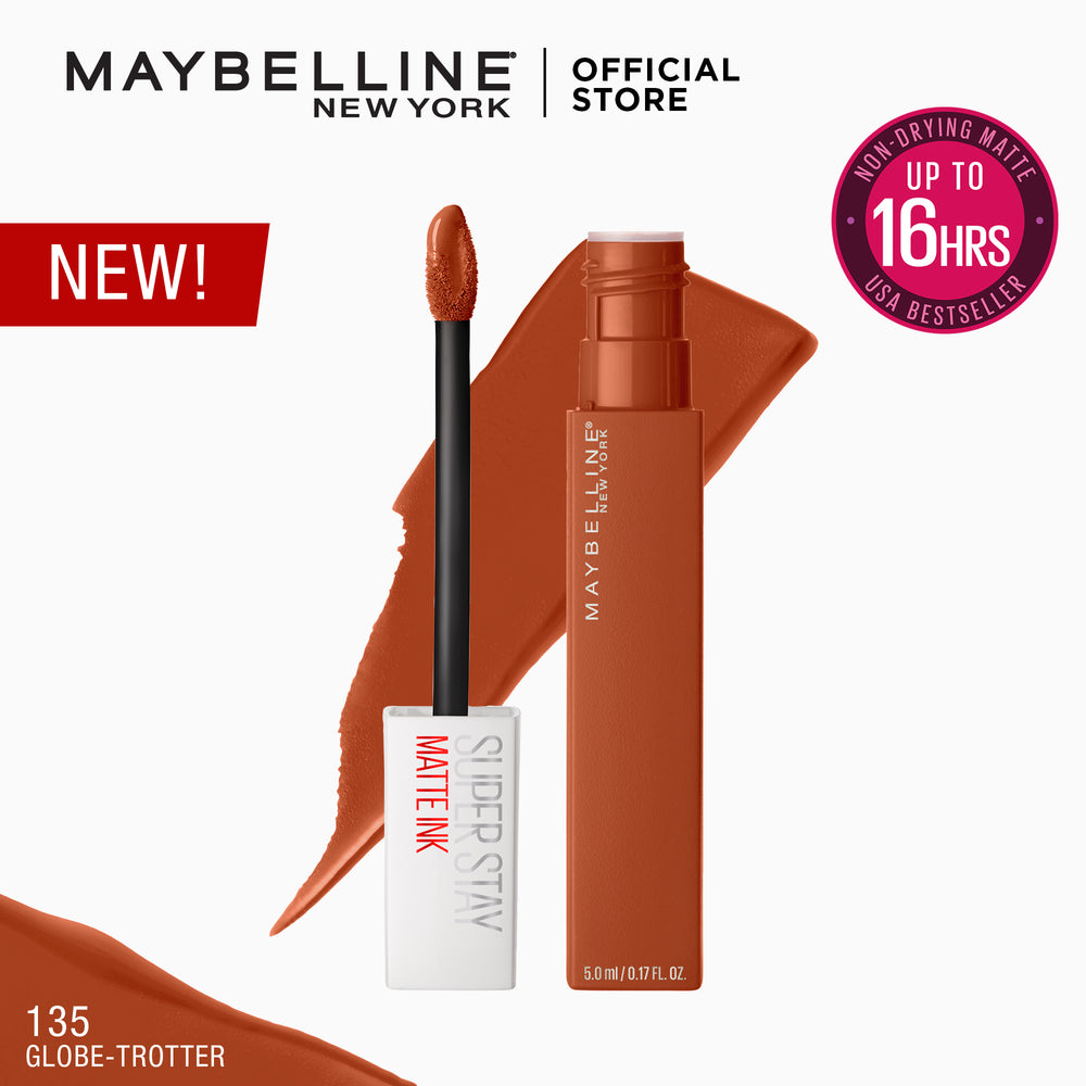 SuperStay Matte Ink City Edition by Maybelline