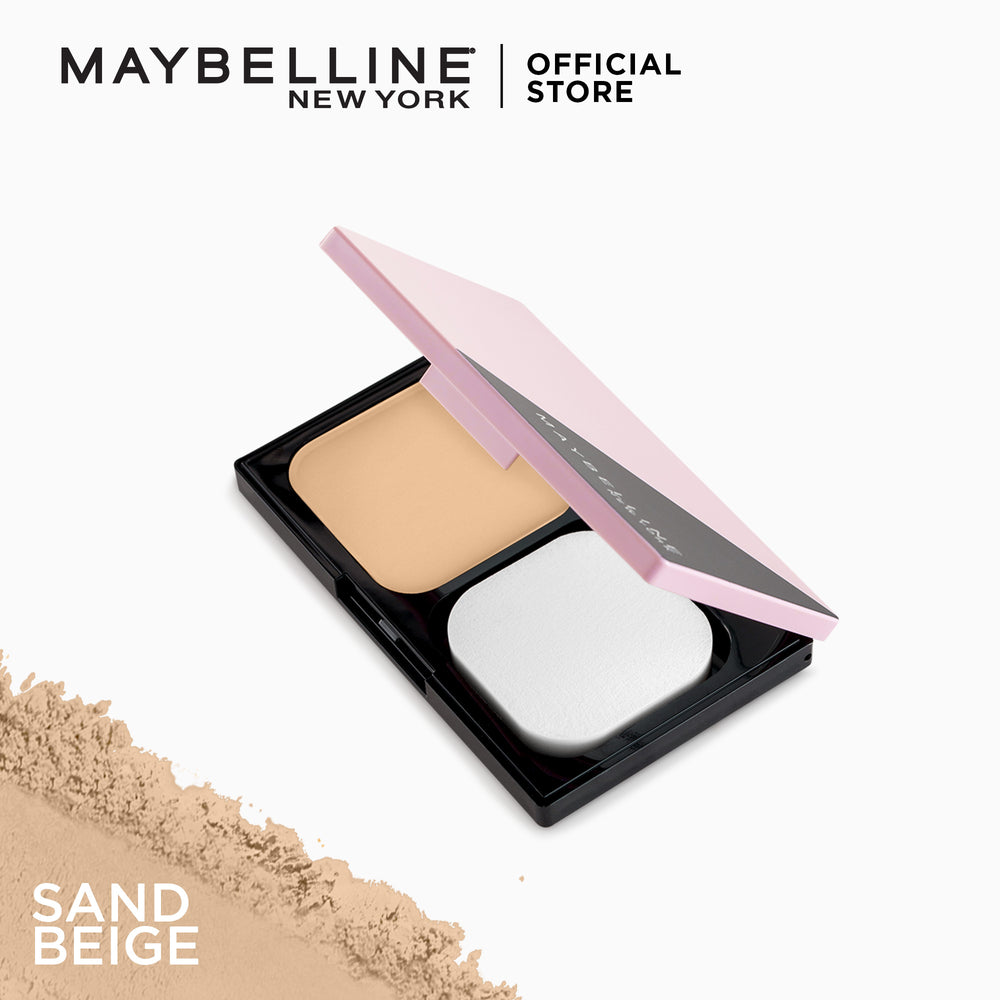 Clear Smooth All In One Powder Foundation ‰ÛÒ 05 Sand Beige SPF32 PA+++ [Liza's Powder] by Maybelline