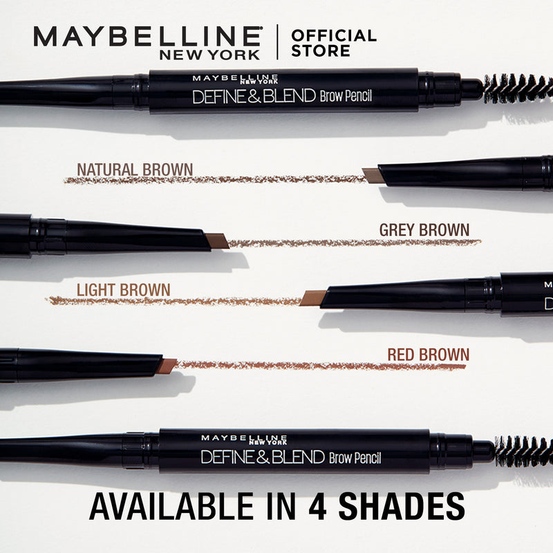 Define and Blend Brow Pen by Maybelline