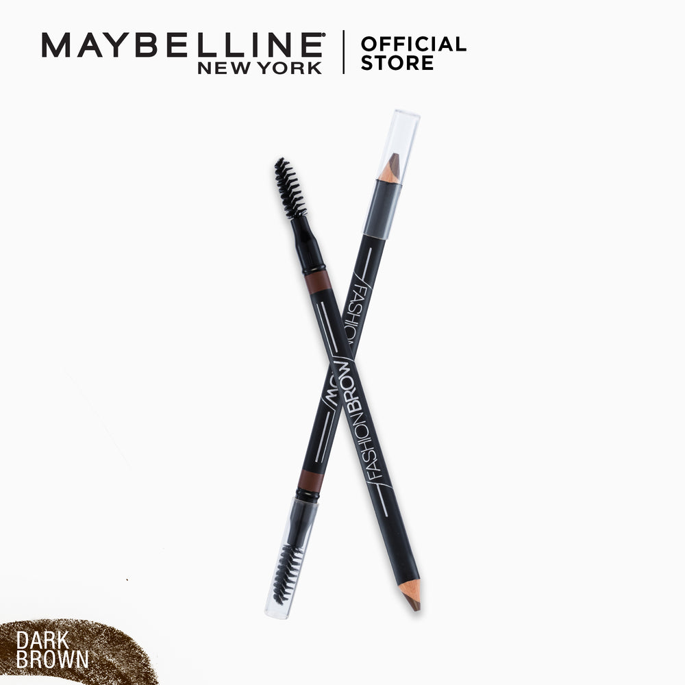 Eyebrow 2-in-1 Shaping Pencil [Shaped Brows] by Maybelline Fashion Brow