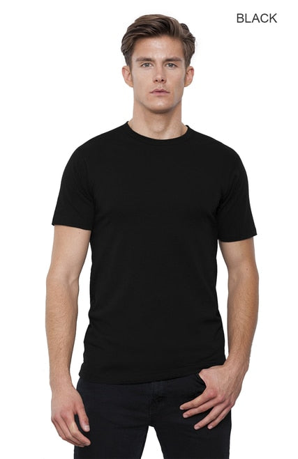 Unisex Cotton Crew Neck T-Shirt