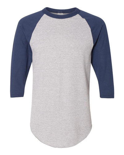 Athletic Heather Navy