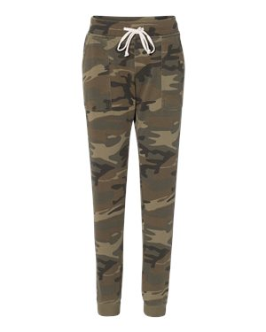 Women's Long Weekend Burnout French Terry Jogger