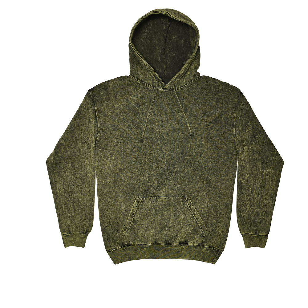 Mineral Wash Pullovers
