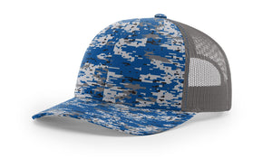 Royal Digital Camo/Charcoal