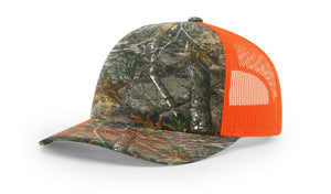 Realtree Edge/Neon Orange