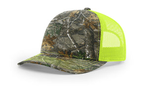 Realtree Edge/Neon Yellow