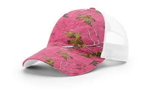 Realtree Xtra Pink/White
