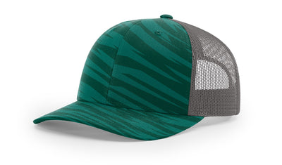 Streak Dark Green Camo/Charcoal