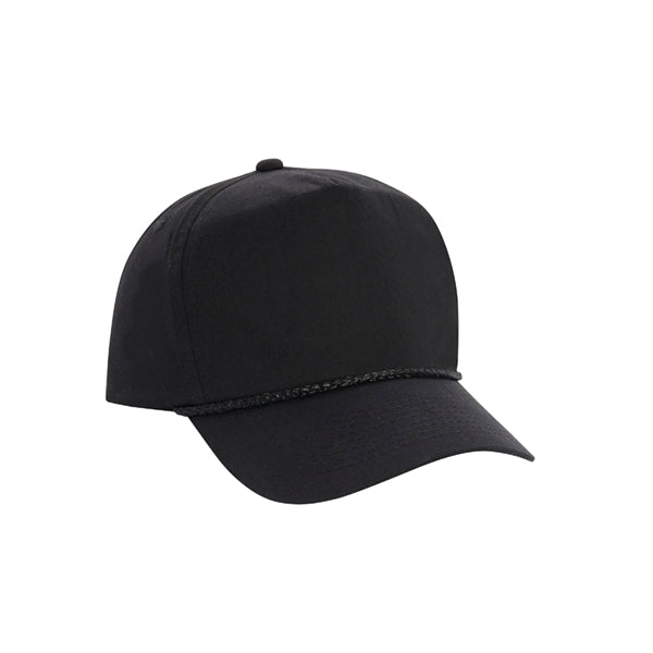 5 Pnl Twill Snap Back Golf