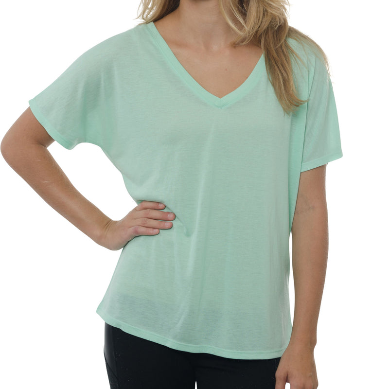 Women's Slouchy V-Neck
