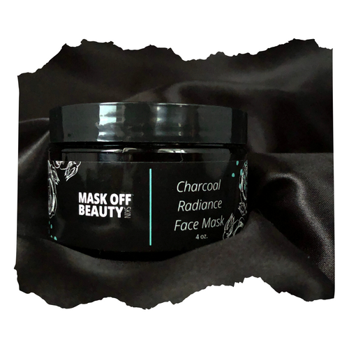 Charcoal Radiance Face Mask