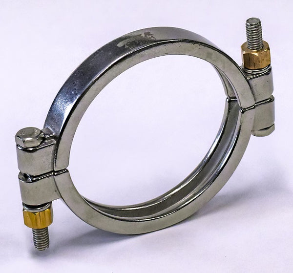 High Pressure TC Clamps