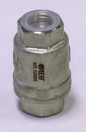 NPTF  Stainless Check Valve