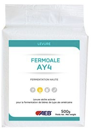 Fermoale AY4 Brewing Yeast