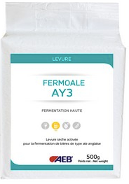 Fermoale AY3 Brewing Yeast