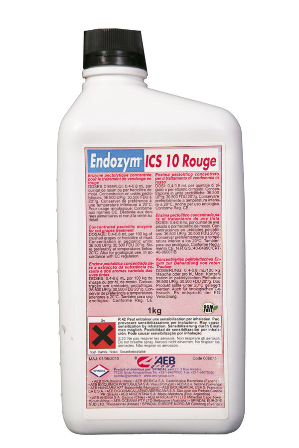 Endozym ICS 10 Rouge