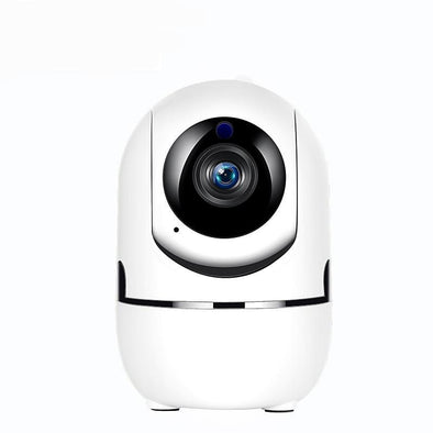 the sleek and edgy HD 1080P wireless auto-tracking surveillance camera
