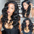 13x4 Lace Front Wig Loose Wave Virgin Hair