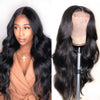4x4 Lace Closure Wig Body Wave Virgin Hair