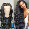 13x6 Lace Front Wig Body Wave Virgin Hair