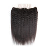 Virgin Hair Kinky Straight 13x4 Lace Frontal - NAZODA