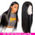 13x4 Lace Front Wig Straight Virgin Hair