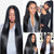 Long Virgin Hair Bundles Straight Human Hair Weave 30 32 34 36 38 40 Inches