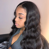 Transparent Lace Full Lace Wig HD Lace Wig Loose Wave Virgin Hair - NAZODA