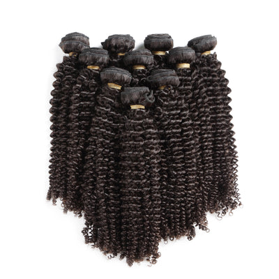 10A Kinky Curly Bundles for Wholesale - Get Free Lace Closures, Lace Frontals, Wigs