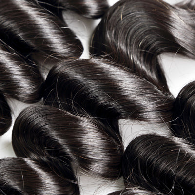 10A Loose Wave Bundles for Wholesale - Get Free Lace Closures, Lace Frontals, Wigs