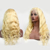 613 Blonde Full Lace Wig Straight/Body Virgin Hair