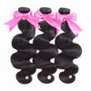 Buy 3 Bundles Get Free Lace Closure - Virgin Hair Bundles Body Wave Human Hair Weave