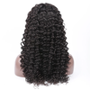 Transparent Lace Full Lace Wig HD Lace Wig Deep Curly Virgin Hair