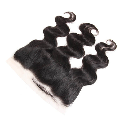 Raw Cambodian Body Wave Lace Frontal