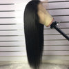 Transparent Lace + Fake Scalp Wig 13x6 Lace Front Wig Straight Virgin Hair
