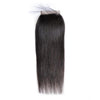 "Virgin Straight Bundles 16"" 18"" 20"" + 14"" Lace Closure - NAZODA"