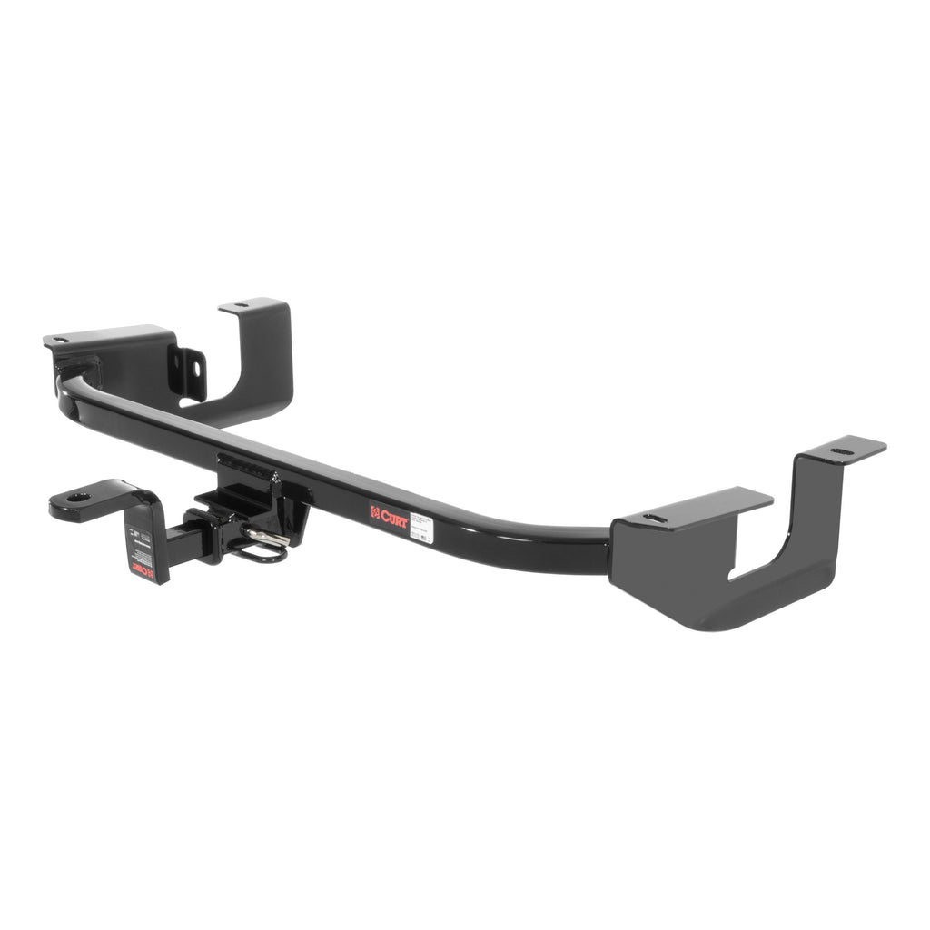 "Class 1 Trailer Hitch, 1-1/4"" Ball Mount, Select Ford Fiesta"