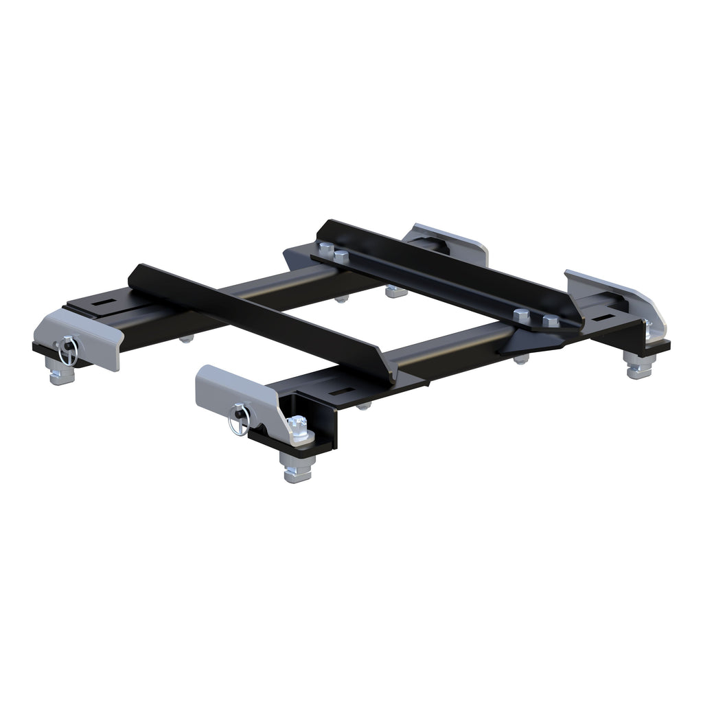 Puck System 5th Wheel Slider Adapter, 20K, Select Silverado, Sierra, 6.5' Bed