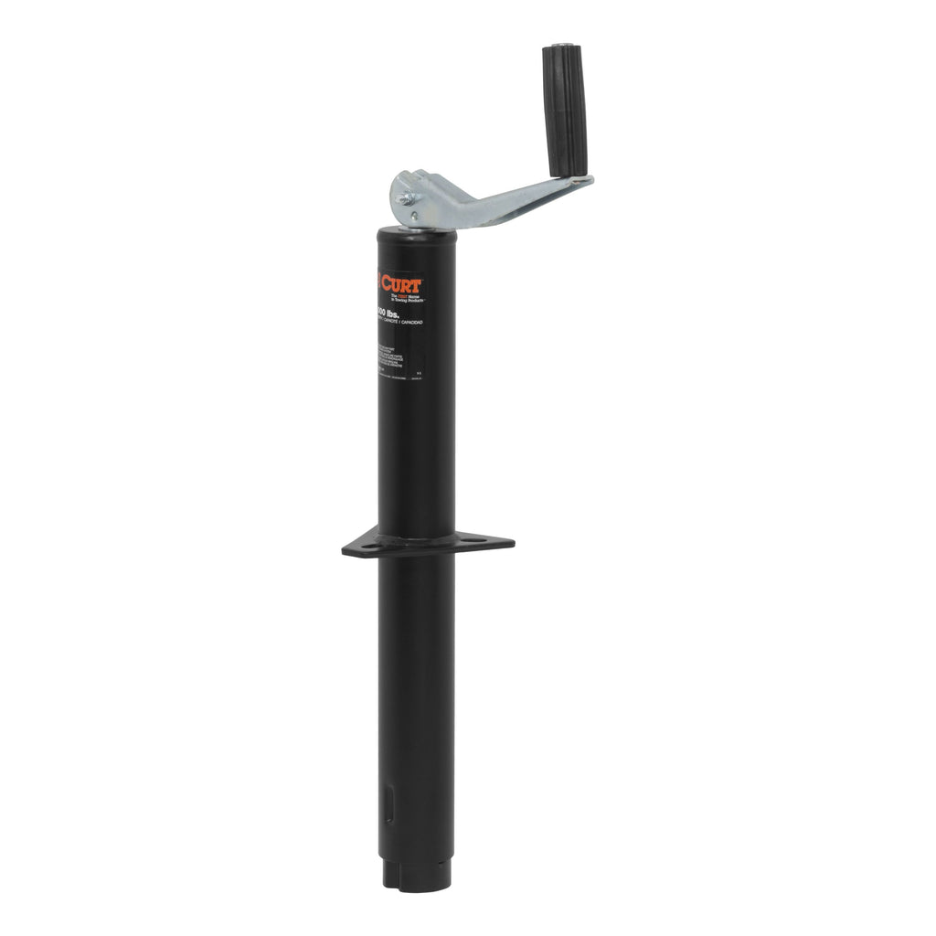 "A-FRAME JACK WITH TOP HANDLE (5000 LBS 14"" TRAVEL) 28250"