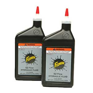 Fisher Quart Hydraulic Fluid