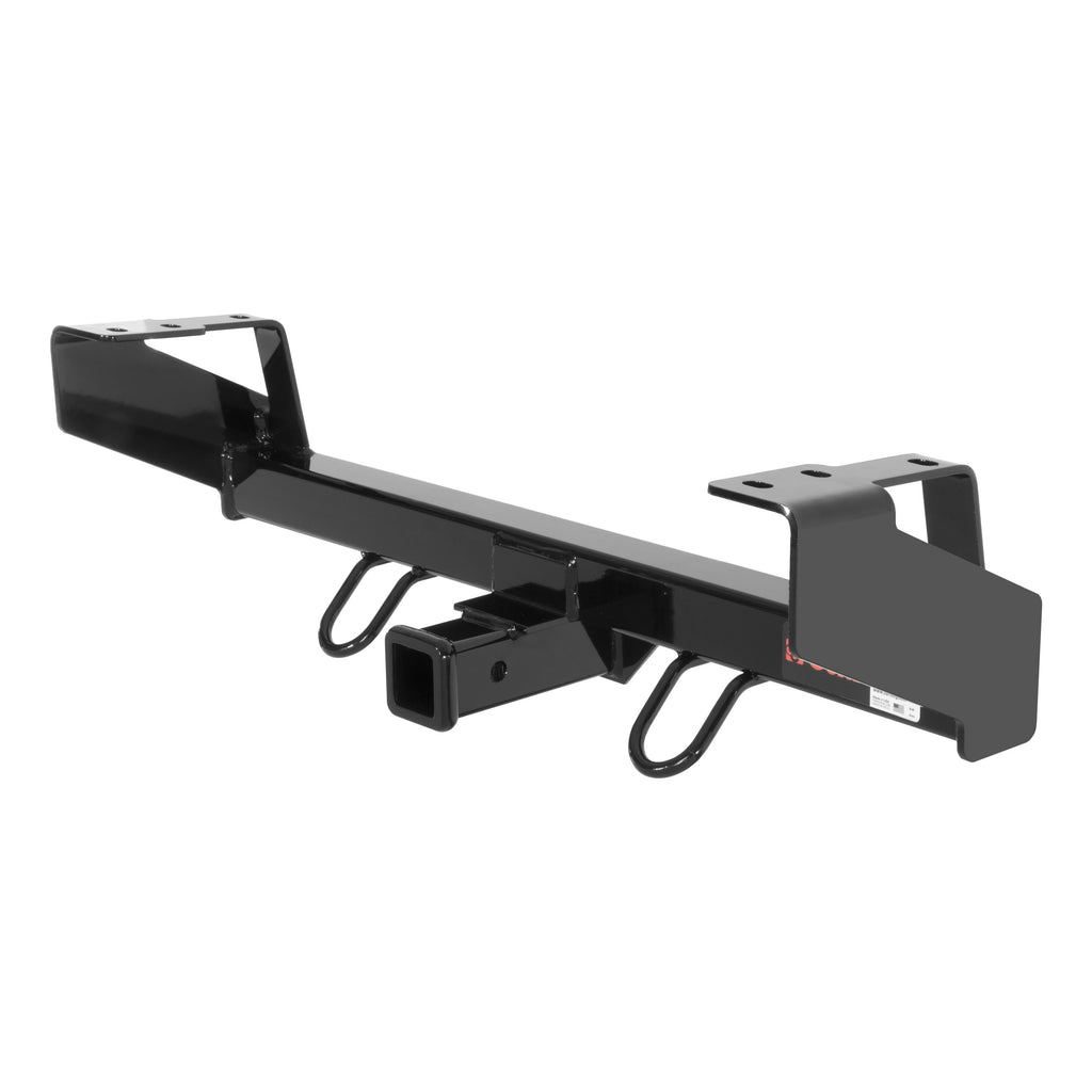 CURT 31020 2-Inch Front Receiver Hitch, Select Jeep Liberty