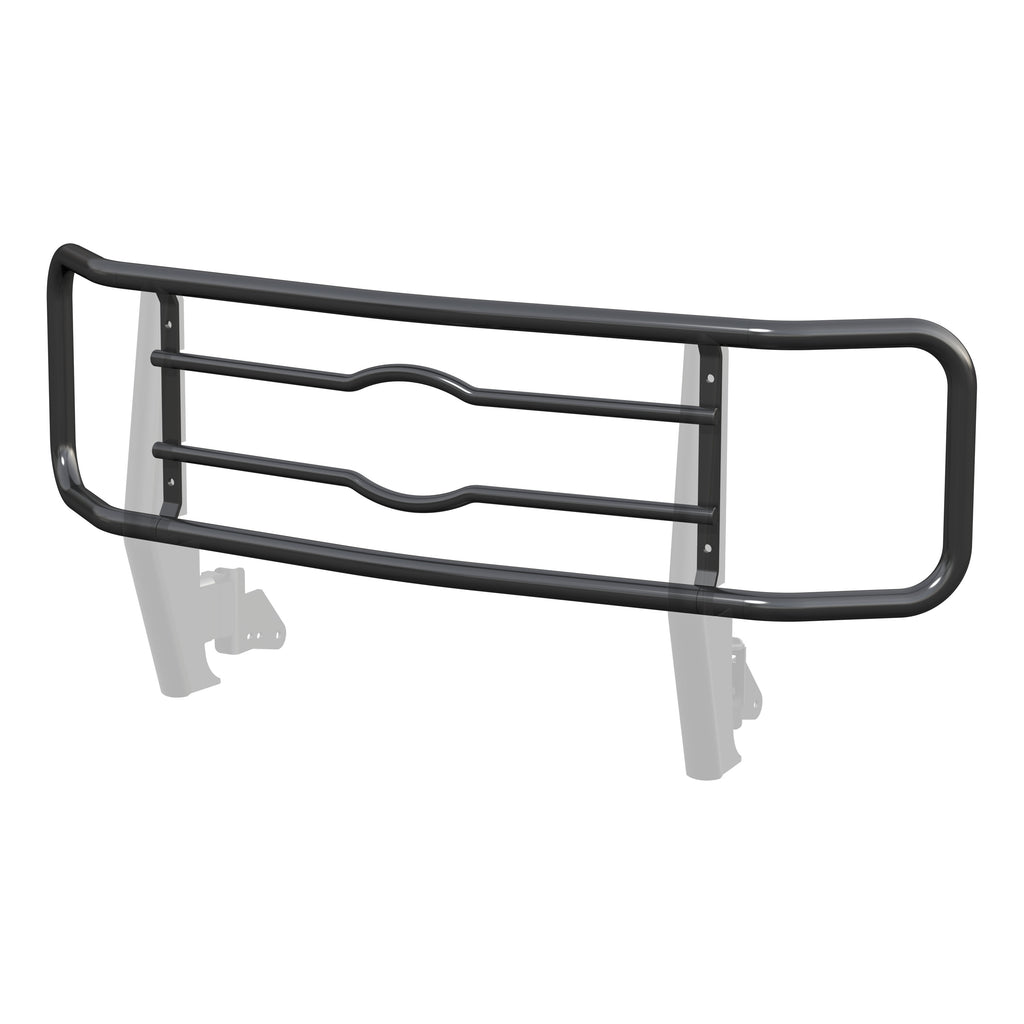 "Black Steel 2"" Tubular Grille Guard Ring Assembly"